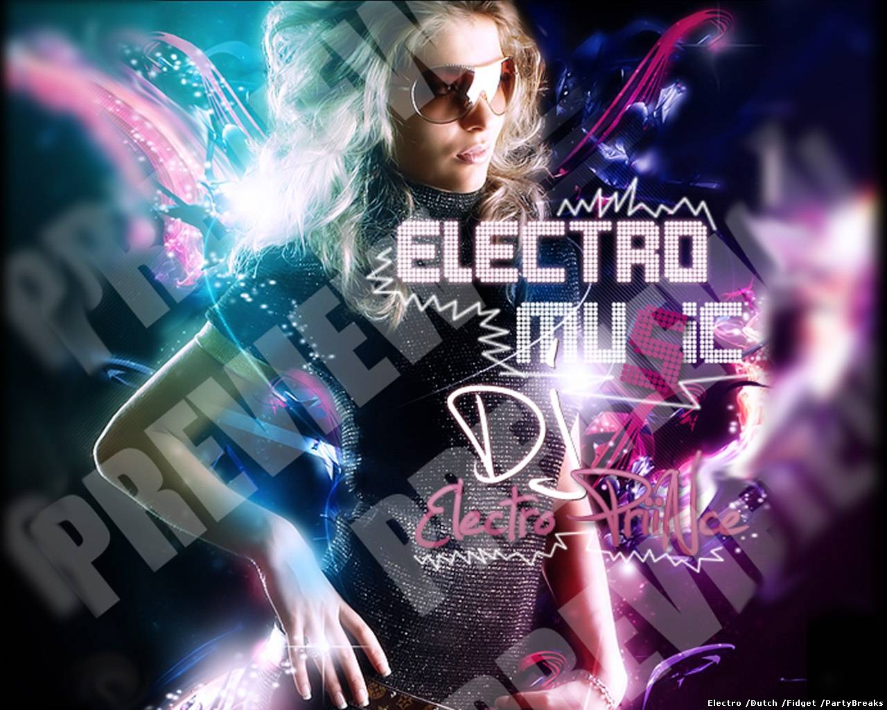 Electro House Music The Image Kid Has It