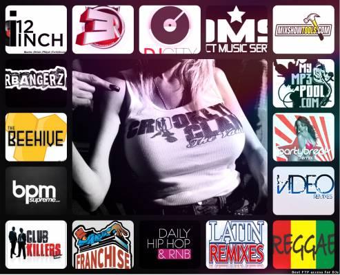 New Music Pack Hip-Hop, Rap and Rnb April 2016 New Best Club Dance Mus