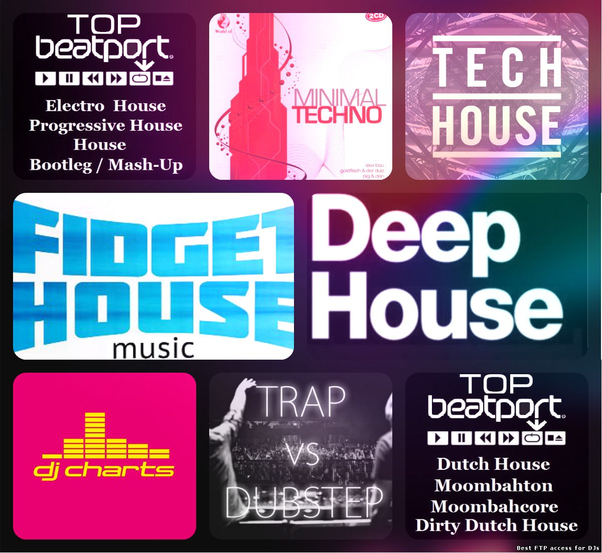 Music for djs hot tracklist new mp3 club music albums for Best tech house music
