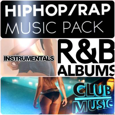 Newest Rap, Trap, Twerk Hip Hop Albums & Song Releases for DJs Pack ho