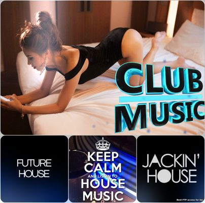Funky House Music 2016 and Deep house, Electro house music pack Octobe