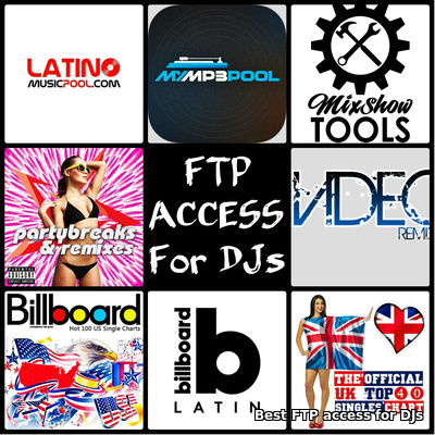 Music For DJs Hot Tracklist New mp3 Club music Albums